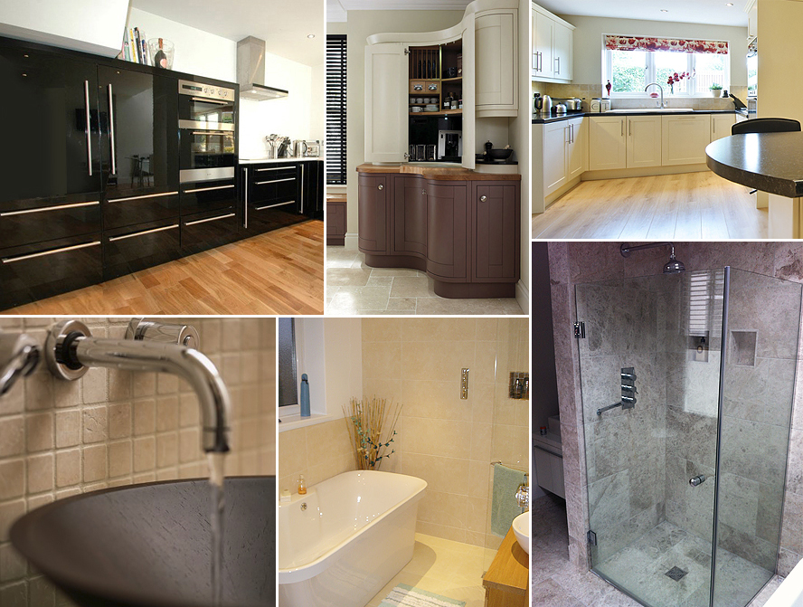 Secret #1: Kitchens and Bathrooms sell houses
